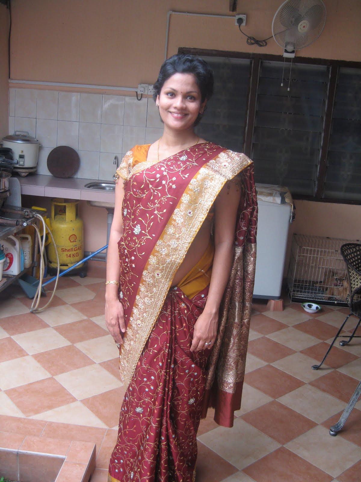 Valaikappu Indian Baby Shower 7Th August 2010  My Journal-5057
