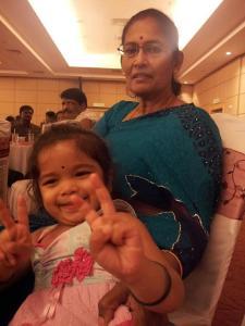 Svadhi and amma